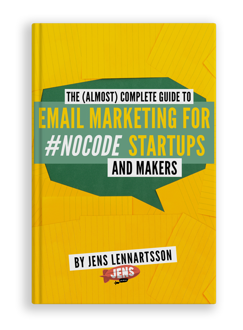Email Marketing for No Code Startups